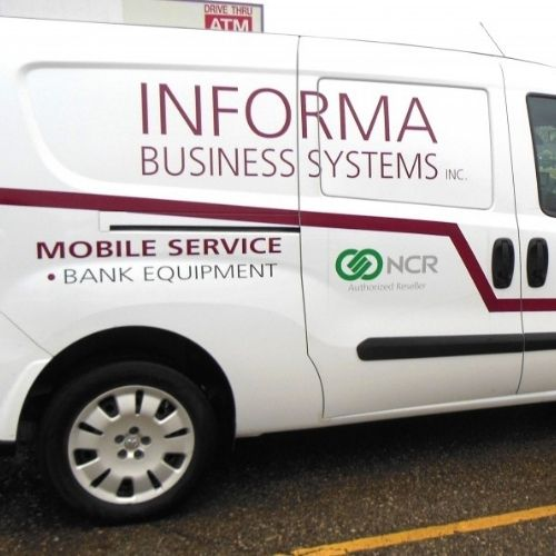 Informa Business Systems Van