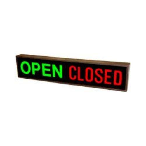 Open/Close LED sign image