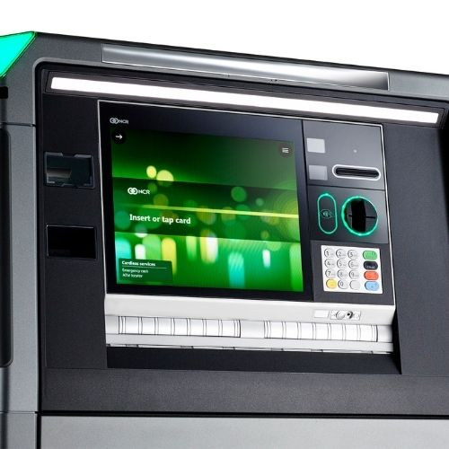 Drive up atm image